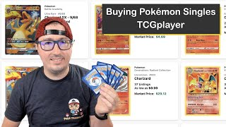How to Buy Pokémon Singles from TCGplayer and Save Money