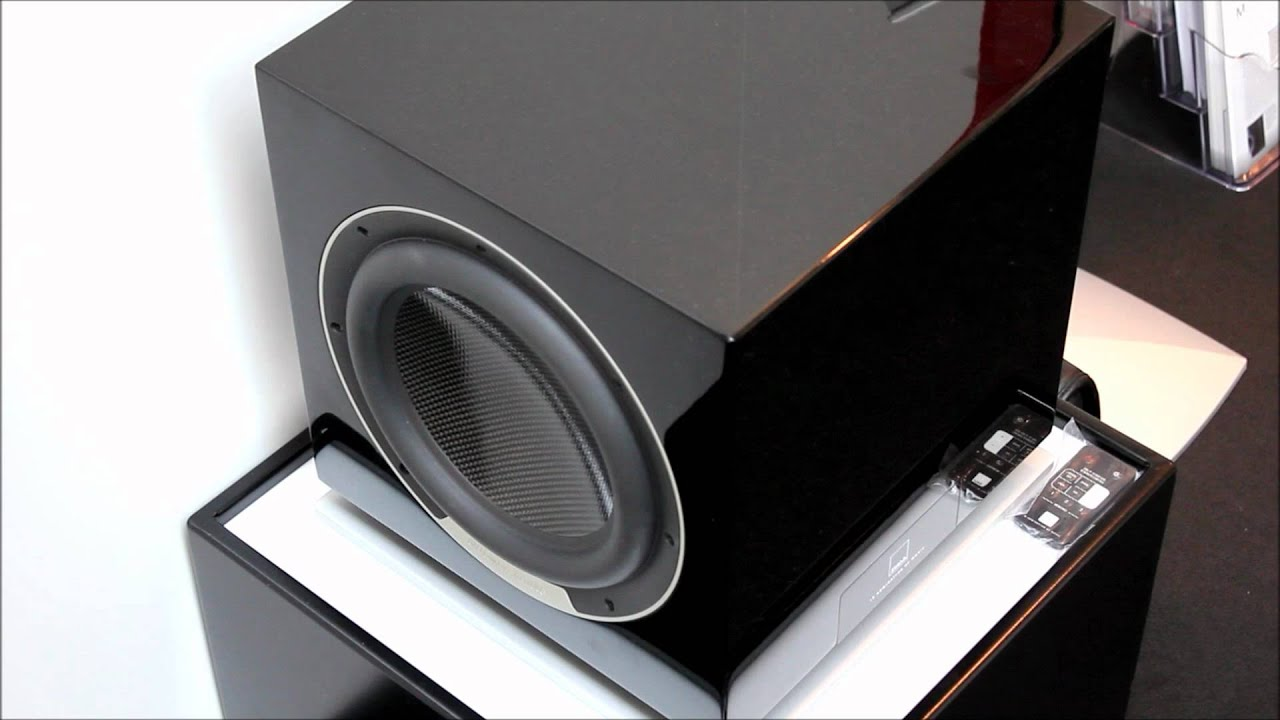 dali p10 dss subwoofer first look munich high end show. Black Bedroom Furniture Sets. Home Design Ideas