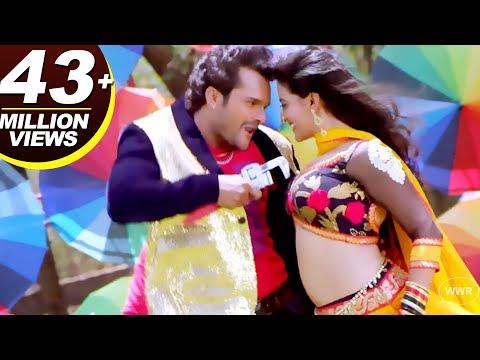 Machar machar hoyee khatiyawa parhot sexy bhojpuri videofeatkhesari lal yadav anjana singh - 2 2