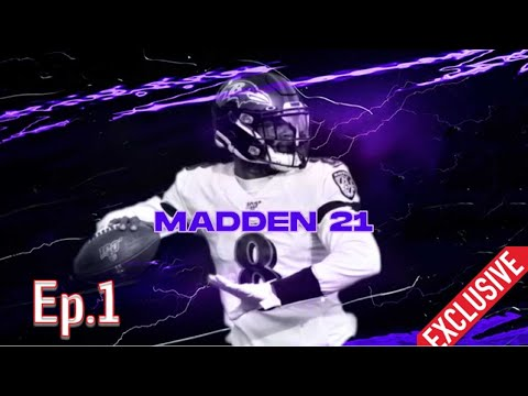MADDEN MOBILE 21 THE YARD! QB Scrambler Is A Glitch Ep.1