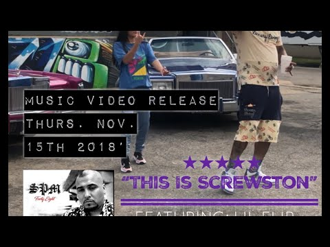 THIS IS SCREWSTON VIDEO RELEASE INTERVIEW & DOPE HOUSE CREW