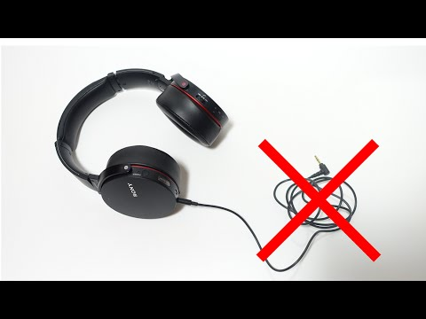 Convert Any Wired Headphones into Wireless! - VicTsing CSR 4 0 Review