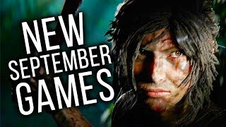 Top 10 New Games Of September 2018