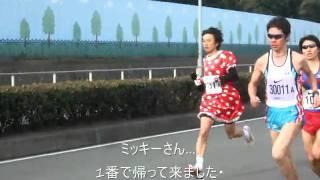 湘南国際マラソン....ゲストランナーに猫ひろしや谷川真理.