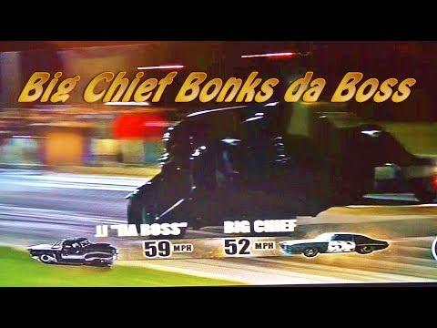 Big Chief Bonks JJ da Boss & BirdMan #StreetOutlaws #GearHeadsWorld