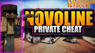 NOVOLINE HOOK CHEAT (Private Cheat) REVIEW ||  CSGO HACKING || Chill X
