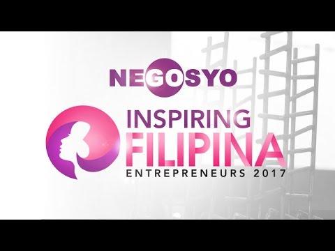 Inspiring Filipina Entrepreneurs 2017 - Enablers and Legacy Awardees