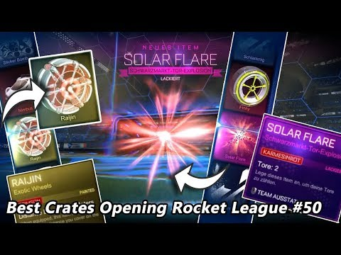 Best Crates Opening Rocket League #50 thumbnail