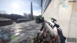 64 Kills (UMP9) Battlefield 4: Conquest - Dragon