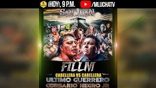 FILLM 21, Arena San Juan | +Lucha & Chill