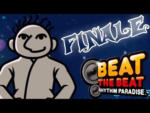 Let's Play Beat the Beat - Rhythm Paradise Finale: C'è una bella differenza fra Gambe e Gamberi