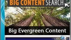 Big Content Search By Dejan Murko
