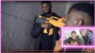 ZERO X ZWERO (Official Video) - Ah Nice - KingJunior Reaction