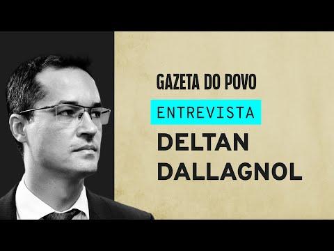 Entrevista com Deltan Dallagnol, coordenador da Lava Jato