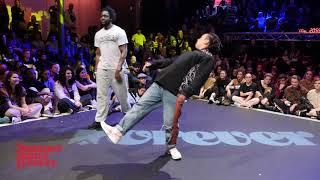 Jo-L vs Rommel 1ST ROUND BATTLE House Dance Forever 2019