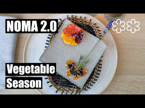 Celeriac Shawarma & Noma's Mind-Blowing Vegetable Season