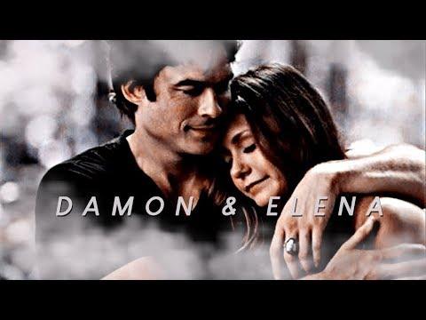 Når gjør Elena dating Damon