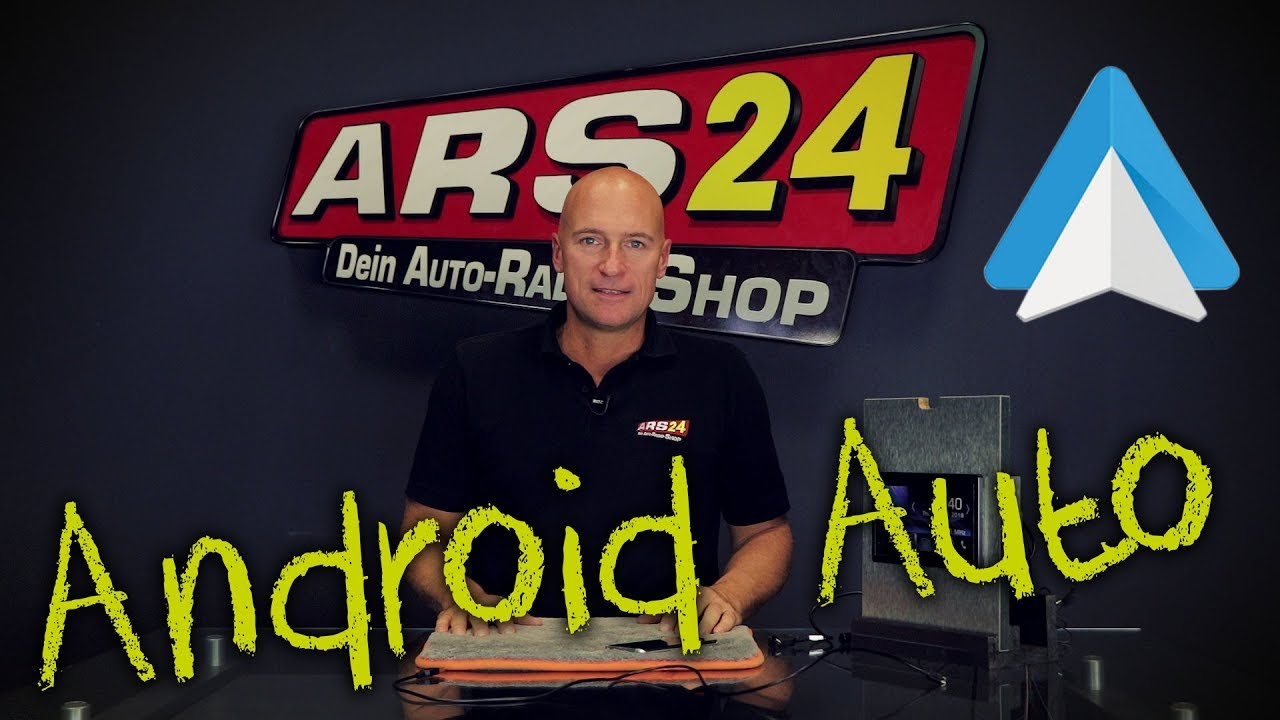 This is how Android Auto works! | Tutorial | ARS24