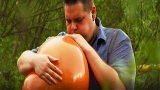 Creepy Guy Loves Balloons