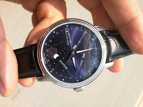 (Mở hộp) Epos Moonphase Triple Calendar 3391 - Độc đáo, lôi cuốn