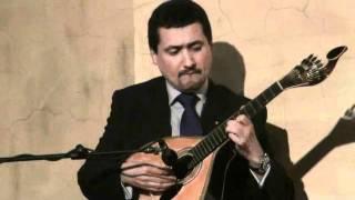 """Guitarrada a Roma- Paulo Valentim e Bruno Costa-Tema :""""Fado Cravo""""""""Fado Laranjeira"""" """"Fado Lopes""""."""