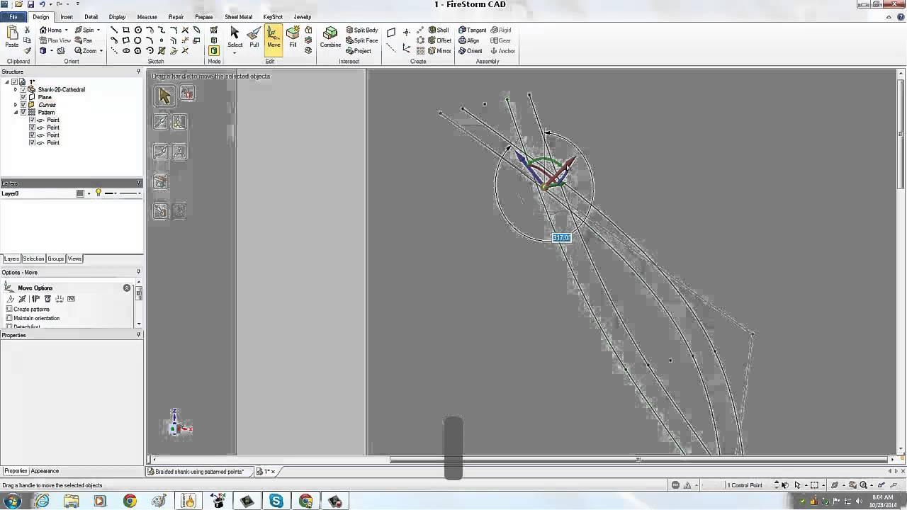 Braided Shank Design Youtube