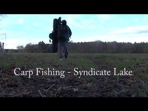 Carp Fishing - Syndicate Lake