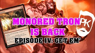 MONORED TRON IS BACK -