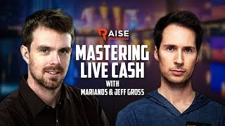 NEW Raise Your Edge course; Mastering Live Cash w/ Mariano5!