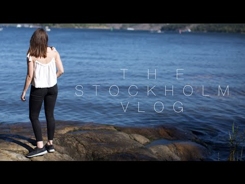 The Stockholm Vlog | The Anna Edit