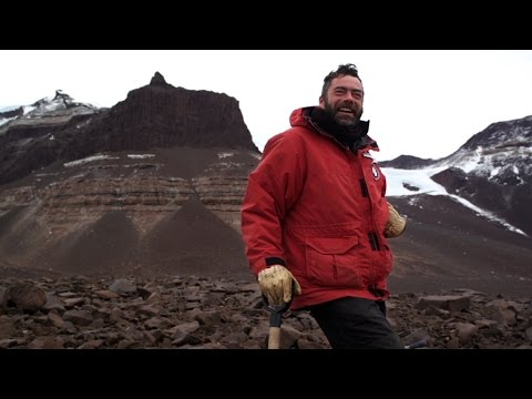 BU in Antarctica: The Search for Ancient Ice