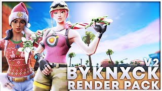 Fortnite 3D Render PACK! V2 ! [Free | Photoshop]