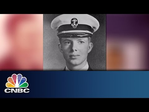 President Carter on Joining the Navy  CNBC Meets