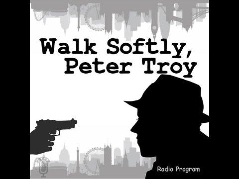 Walk Softly, Peter Troy - The Grecian Goddess