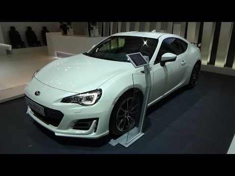2017 Subaru BRZ Sport BMS Edition - Exterior and Interior - Auto Show Brussels 2016