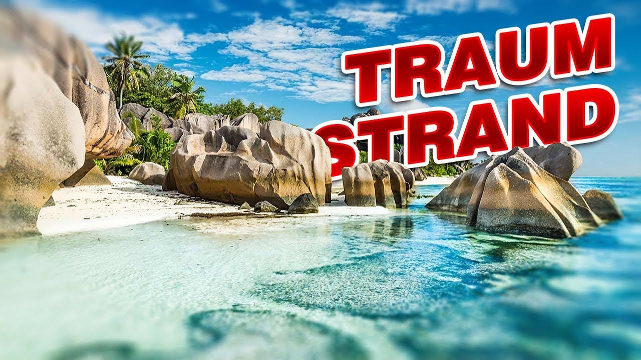 Der Schonste Strand Der Welt Top 10 Traumstrande 2017 2018 Youtube