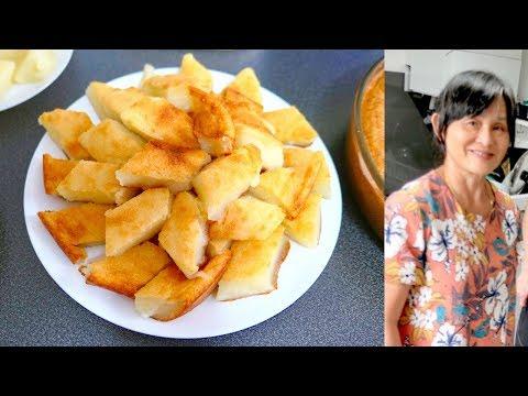 recette-de-ma-maman-#35-gâteau-coco-manioc-au-four,-dessert-asiatique-facile-en-famille