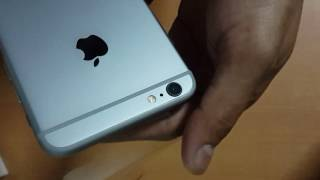 Gambar cover Unbox iphone 6s plus 64G model zp ร้าน Super T store