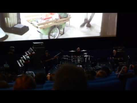 Dawn of the Dead with Goblin at the Lighthouse Cinema, Dublin #1