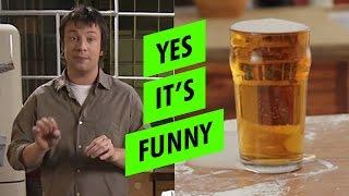 Jamie Oliver's Magic Beer & Pizza Recipe