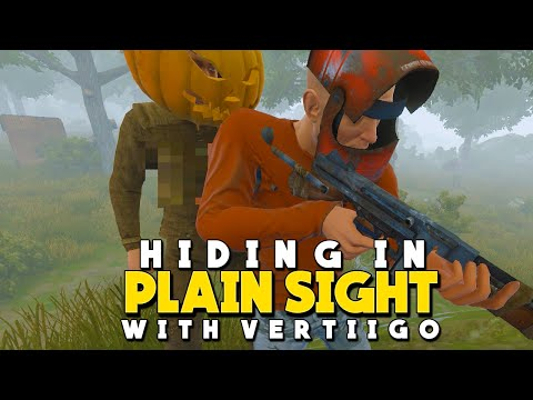 Hiding In Plain Sight (Rust) w/ VERTiiGO