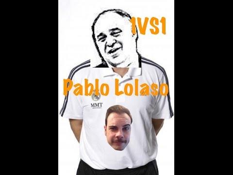 Uno contra uno - Pablo Lolaso