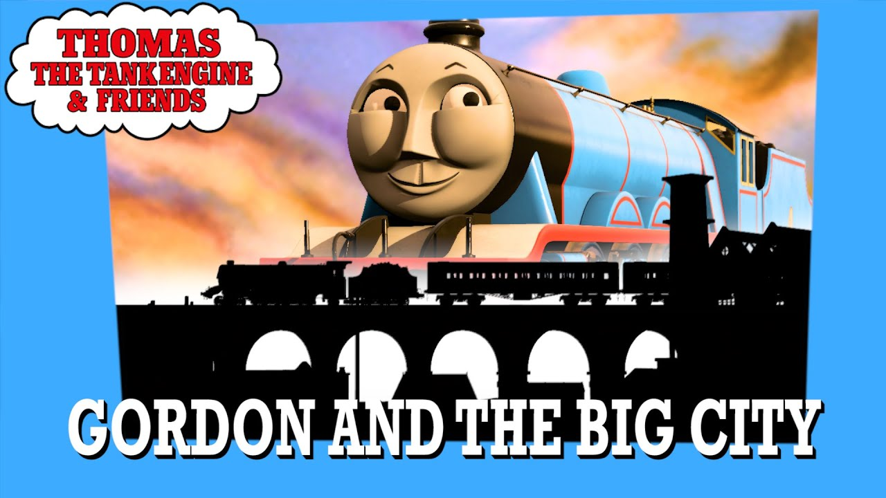 Download Gordon and the Big City