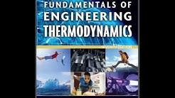 Moran Shapiro Fundamentals Engineering Thermodynamics 7th