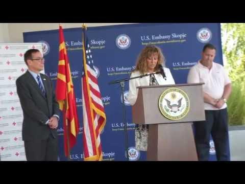 RAW: Blood_Donations_US_Embassy_Macedonia