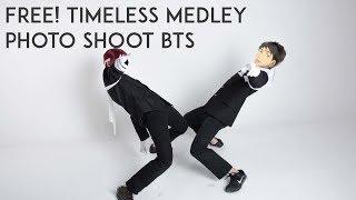 《FREE!TIMELESS MEDLEY》 Studio Photoshoot bts