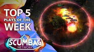 HoN Top 5 Plays of the Week - October 28th (2019)