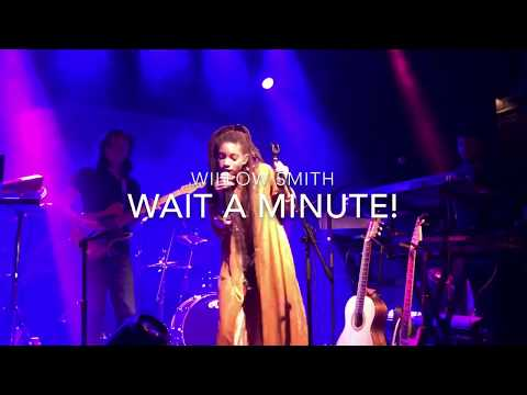 Willow Smith - Wait A Minute! [Live] (Irving Plaza) HD