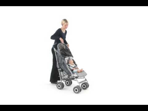 Opening And Folding Your Maclaren Umbrella Stroller