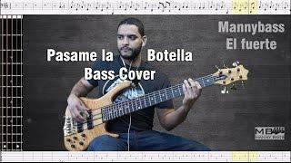 Omega - Pasame La Botella - Bass Cover
